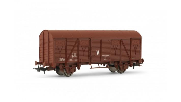 Wagon couvert