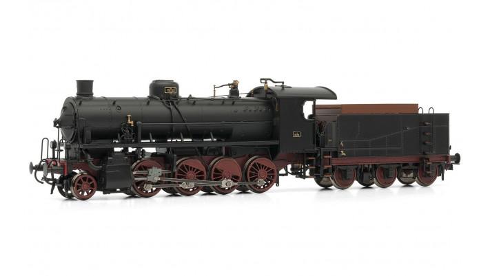 Steam locomotive Gr.740 Caprotti w/ Sound