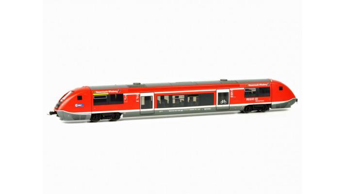 DB Regio, 641 029 diesel railcar  Neuenmarkt-Wirsberg