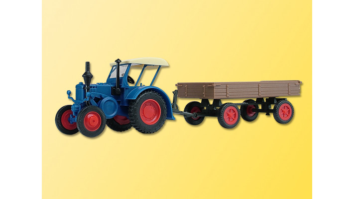 H0 Traktor Lanz FM