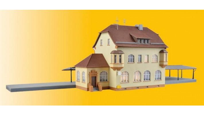 H0 Bahnpostamt inkl. HBL
