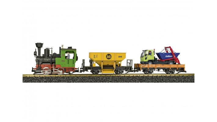 Güterzug Start Set Snd 230V