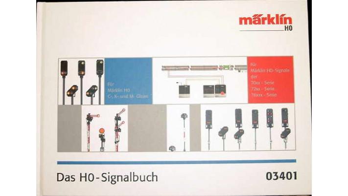 Livre sur la signalisation Marklin en français HO