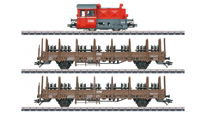 "Coffret de train ""DSB"" Ep.V"