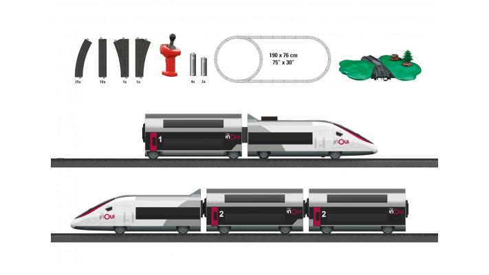 Startp. TGV Duplex my world