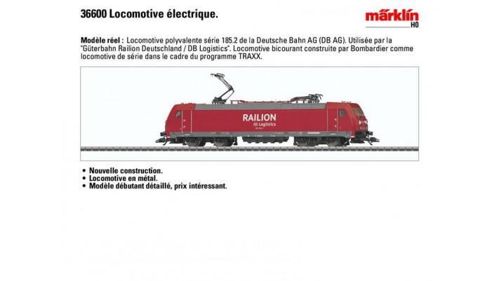 E-Lok BR 185.2