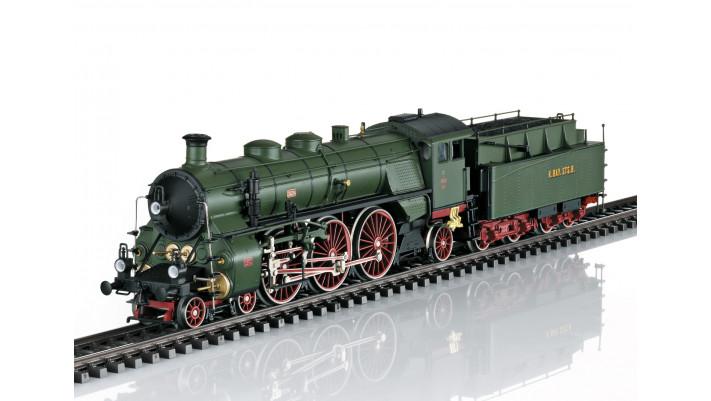 Dampflokomotive S 3/6, K.B.St.E, I