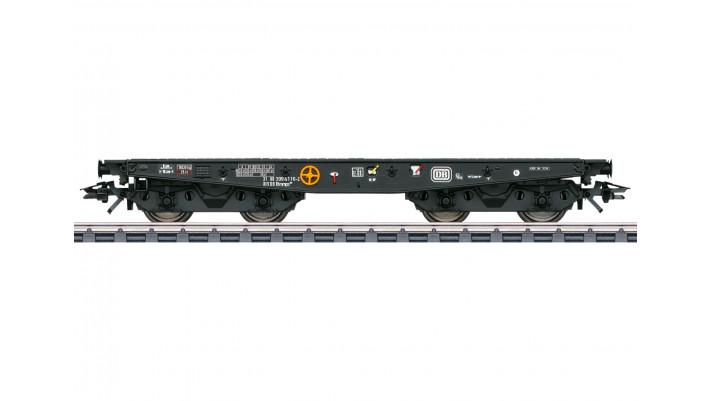 Wagon plat pour le transport de charges lourdes RImmps 650