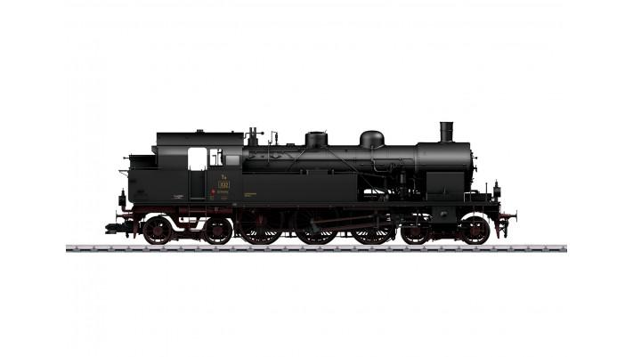 Locomotive-tender à vapeur T18 , K.W.St.E. ,époque I