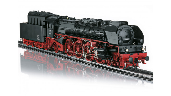 Locomotive à vapeur série 08