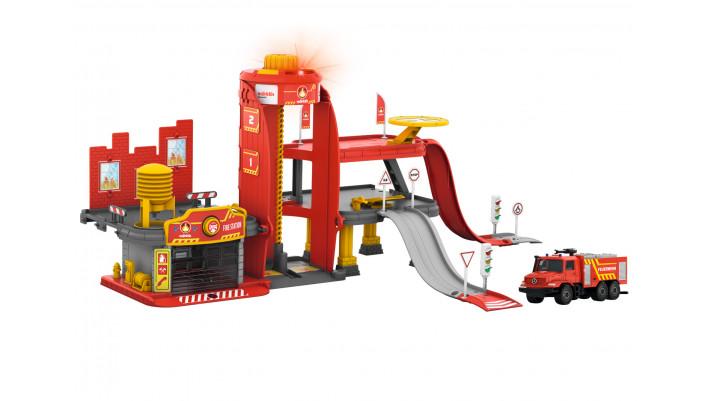 Batiment Pompier MyWorld