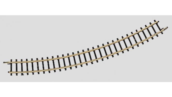 Rail courbe   r220 mm, 30 Gr.