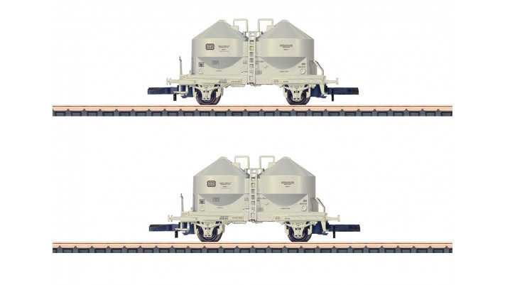 Silowagen-Set DB