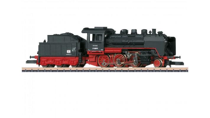 Dampflokomotive BR 37 DR EP. IV - 2. Q 2021