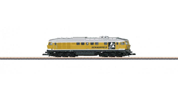 Diesellok W232.01 Schauffele