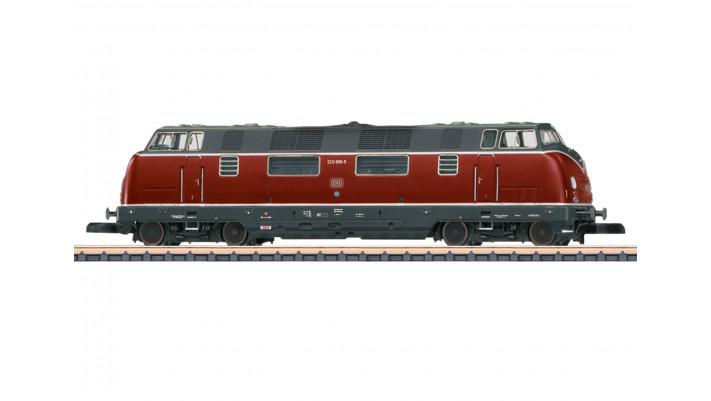 Diesellokomotive BR 220 DB EP. IV - 3. Q 2021