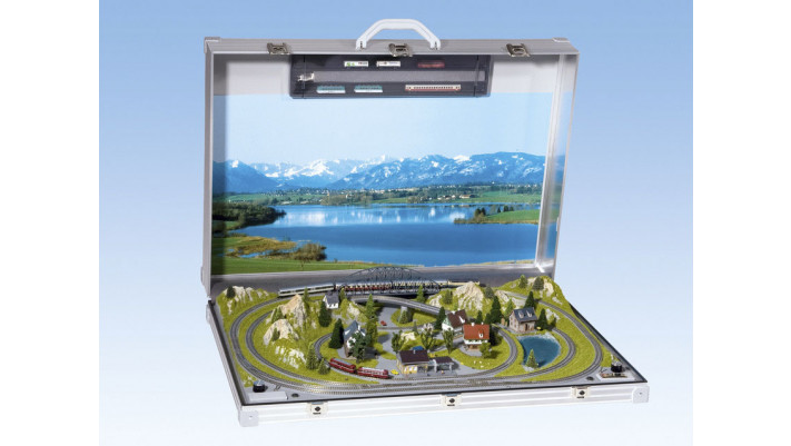 Valise & Maquette Tessin