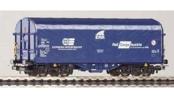 Wagon bâché à bogie DB AG   ERR   - Ep V