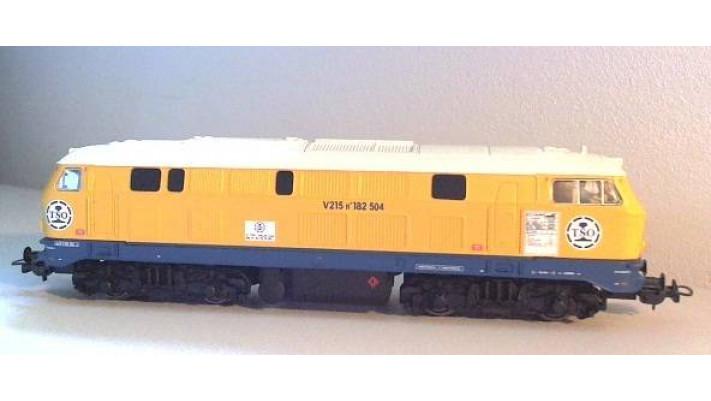 Locomotive diesel TSO