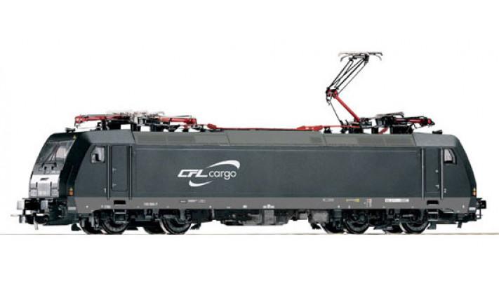 LOCO E BR185 CFL CARGO