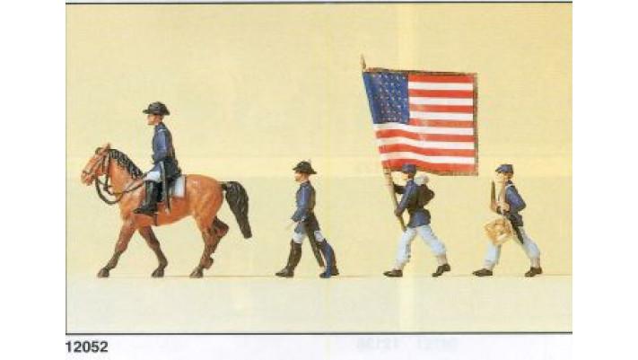 g.secession officier porte drapeau