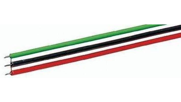 Flachbandkabel 3polig      10M