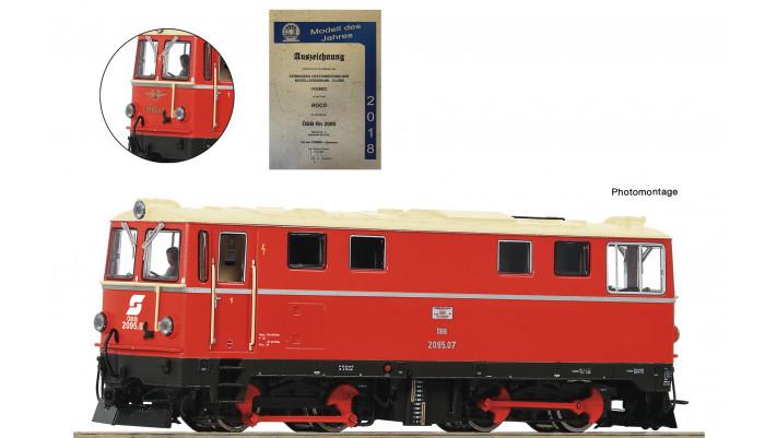 Diesellok 2095.07 ÖBB Snd.