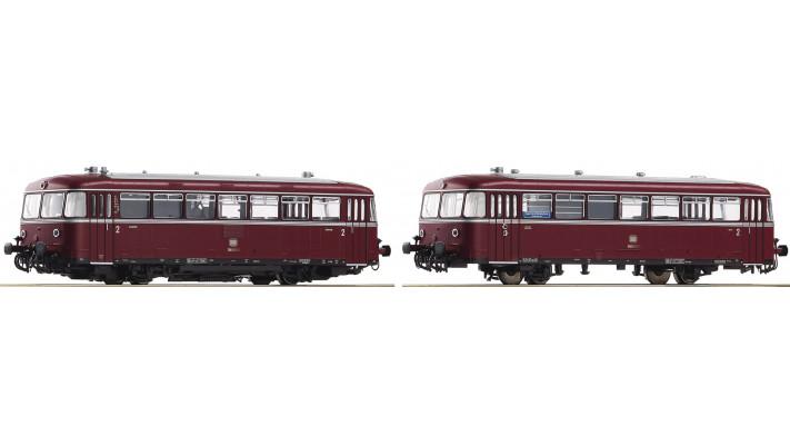 Schienenbus DB 2tlg.