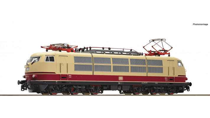 E-Lok BR 103 DB Snd.