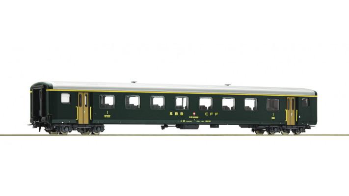 Schnellzugwagen EW II 1. Klasse, SBB