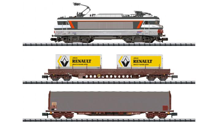 Coffret de départ Digital  Train marchandises   SNCF  époqueV
