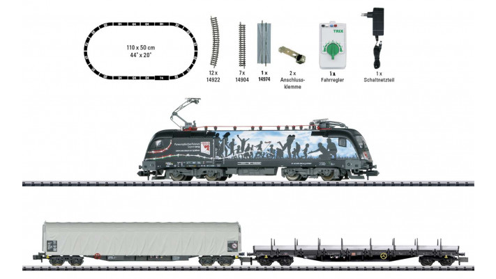 Starter Set  Freight Train, époque VI