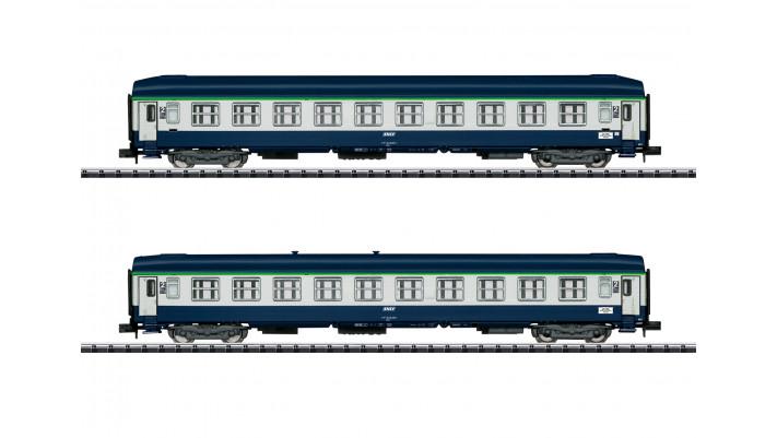 Schnellzugwagen-Set Orient-Ex