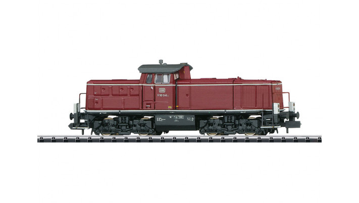 Locomotive diesel V90