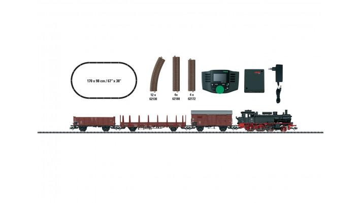 Coffret de départ numérique Train marchandises époque III. 230 V.