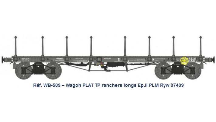 Wagon PLAT TP Ep.II