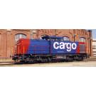 H0 Diesel Locomotive 203 SBB, VI, DC An.