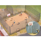 Terrain de streetball