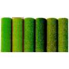 Tapis decor vert mai 200x80
