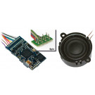 LokSound V4.0 M4   Universalgeräusch zum Selbstprogrammieren  , 8-pin