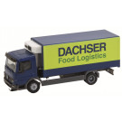 CAMION ATEGO MB VALISE REFRIGERANTE DACHSER