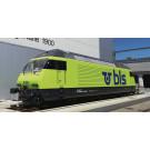 E-Lok Re 465 BLS grün