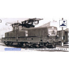 SNCF, loco BB 12000 in green/yellow  , BB 12079, period IV