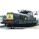 SNCF, loco BB 12000 in green/yellow  , BB 12026, period IV