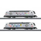 Locomotive diesel  Bundesliga -  époque VI