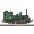 Dampflokomotive T3, schweiz