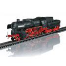 Locomotive lourde à vapeur BR 42 pour trains marchandises, avec tender