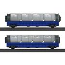 Jettainer Wagen-Set