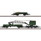Ergänzungsset Gleisbauzug DB