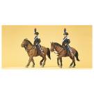 policiers italiens a cheval